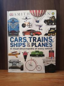 Cars, Trains, Ships, And Planes(DK)