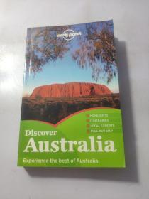 Lonely Planet: Discover Australia (Full Color Country Travel Guide)孤独星球旅行指南:发现澳大利亚