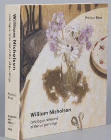 William Nicholson: Catalogue Raisonne Of