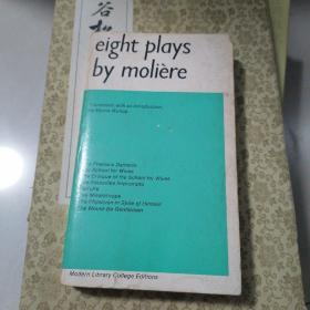 eight plays by Moliere