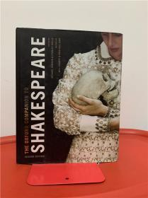 The Oxford Companion to Shakespeare (牛津莎士比亚研究指南)