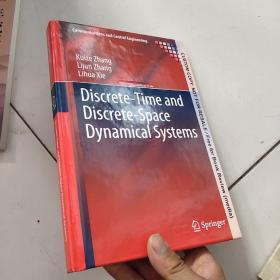 discrete-time and discrete-space dynsmical systems【16开硬精装英文原版,如图实物图】