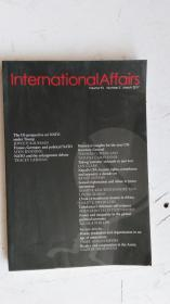 英文原版 lnternational Affairs VOLUME 93. NUMBER 2 March 2017 国际事务 第93卷。2017年3月2日