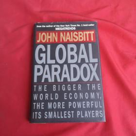 GLOBAL PARADOX JOHN NAISBITT【精装】