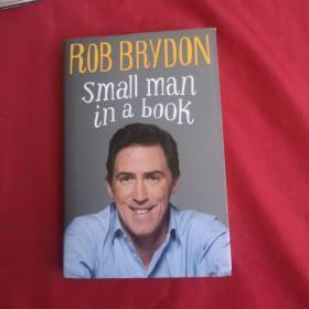 small man in a book rob brydon【精装】