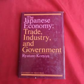THE JAPANESE ECONOMY TRADE INDUSTRY AND GOVERNMENT