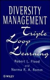 Diversity Management: Triple Loop Learning