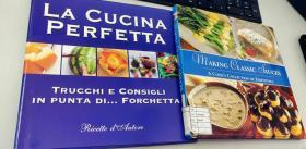 LA CUCINA PERFETTA,A COOK IS COLLECTION OF ESSENTIALS