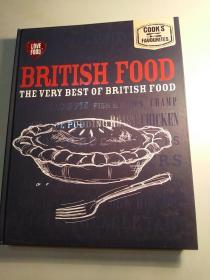 BRITISH FOOD ,THE VERY BEST OF BRITISH FOOD