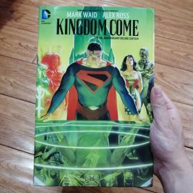 dc Kingdom Come 20th Anniversary Deluxe Edition 英文原版精装