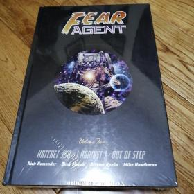 Fear Agent Library Edition Volume 2 英文原版精装塑封