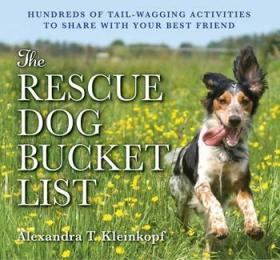 The Rescue Dog Bucket List