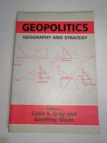 GEOPOLITICS  GEOGRAPHY  AND  STRATEGY  地缘政治地理与战略