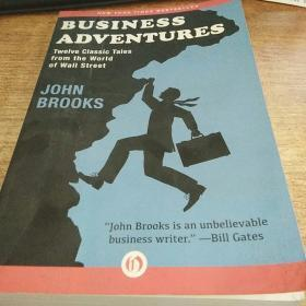 Business Adventures:Twelve Classic Tales from the World of