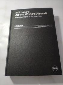 IHS Jane's  All the World's Aircraft  Development Production 简氏全世界飞机开发生产 2012-2013