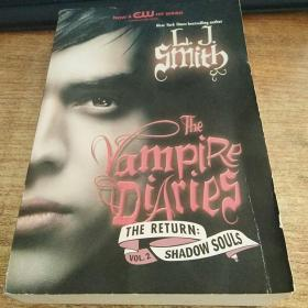 The Return 2: Shadow Souls (The Vampire Diaries)[吸血鬼日记?