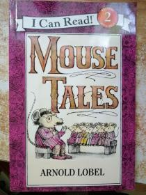 I Can Read Book 2: Mouse Tales