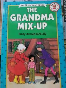The Grandma Mix-Up (I Can Read, Level 2)两个奶奶
