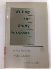 Writing for Study Puroses