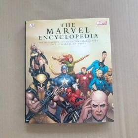 The Marvel Encyclopedia: a Complete Guide to the Characters of the Marvel Universe  英文原版