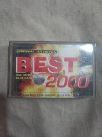 BETS 2000 磁带