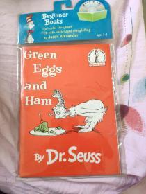 Green Eggs and Ham(Book & CD)