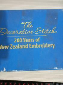 THE Decorative stitch: 200 Years OF NEW zealand