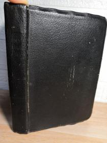 THE HOLY BIBLE CONTAINING THE OLD AND NEW TESTAMENT     印度纸质   KJV