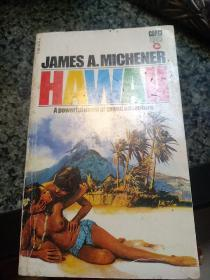 JAMES  A.MICHENER HAWAII