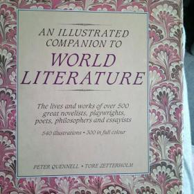 an illustrated companion to world literature