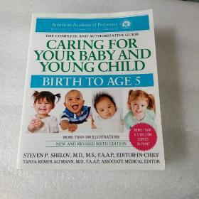 Caring for Your Baby and Young Child, 6th Edition:Birth to Age 5