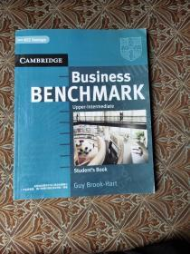 CAMBRIDGE Business BENCHMARK Upper-Intermediate Students Resource Book