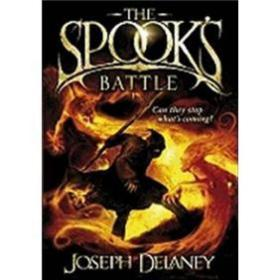 The Spook's Battle: Book 4 (The Wardstone Chronicles)
