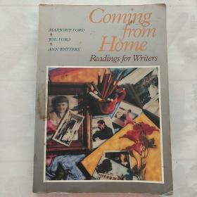 Coming from Home: Readings for Writers(原版书)