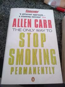 ALLEN  CARR  THE  ONLY  WAY  TO STOP  SMOKING