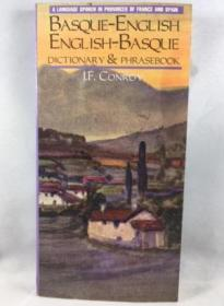 Basque-English / English-Basque Dictionary & Phrasebook