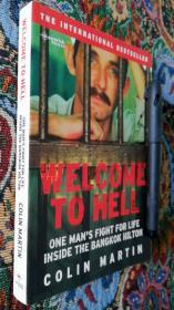 Welcome to Hell (The International Bestseller)(国际畅销书 英国进口)