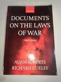 DOCUMENTS  ON  THE  LAWS  OF  WAR  战争法文件