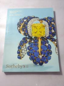Sothebys 苏富比 MAGNIFICENT  JEWELS  NEW YORK 10 DECEMBER  2019