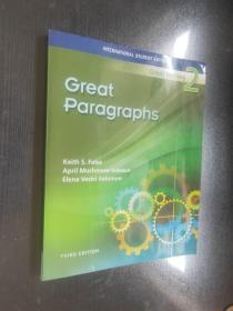 Great Writing 2: Great Paragraphs 3rd Edition 英文原版 现货正版
