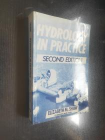 Hydrology in Practice(second edition)