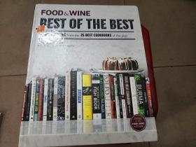 FOOD WINE BEST OF THE BEST(精装)