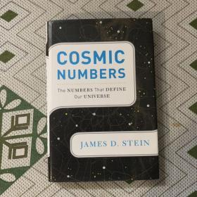 Cosmic Numbers:The Numbers that Define our Universe 精装