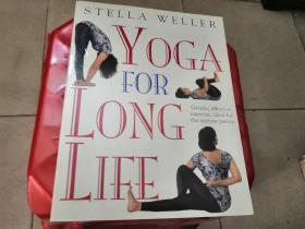 YOGA FOR LONG LIEE(STELLA WELLER)