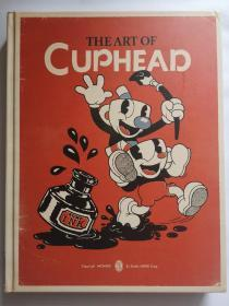 The Art of Cuphead Limited Edition  复古风游戏茶杯头艺术设定集