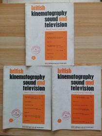 british kinematography sound and television(1966.1.2.3)