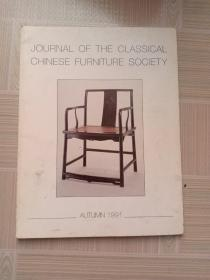 Journal of the Classical Chinese Furniture Society Autumn 1991