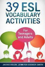 39 ESL Vocabulary Activities