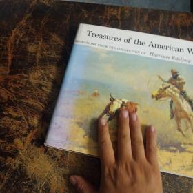 Treasures of the American West 精装看图 英文版 外文