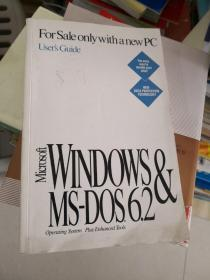 WINDOWS & MS-DOS 6.2